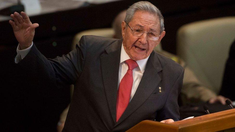 Castro, de 86 años, aseguró que en 2021 dejará también su cargo como primer secretario del Partido Comunista de Cuba.