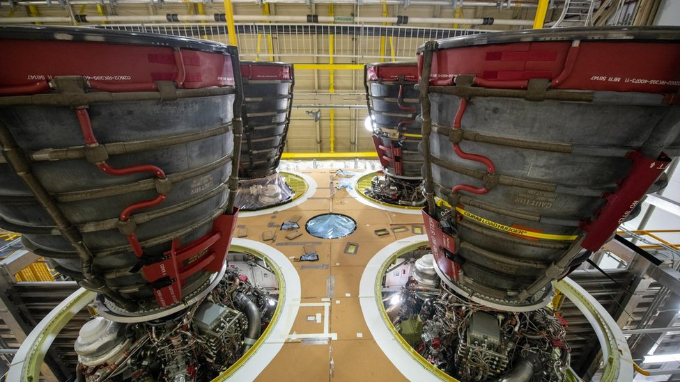 RS-25 engines