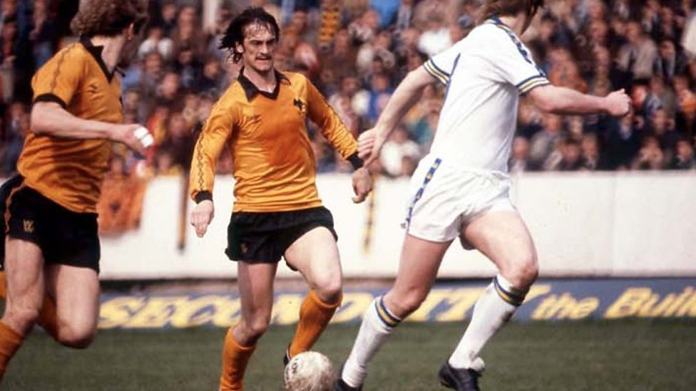 Wolves legend Kenny Hibbitt 'was ultimate hero'