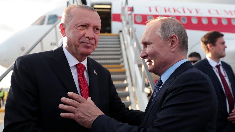 Дайджест: Эрдоган едет к Путину. Но сначала встретится с американцами