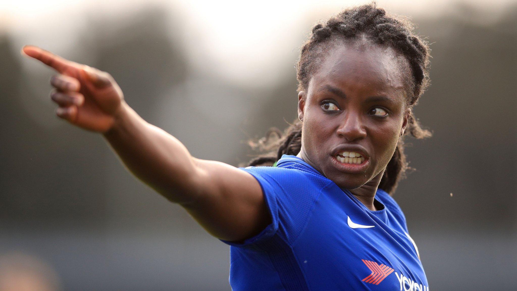 'Sad, a little bit scared, but excited' - Aluko on life after Chelsea