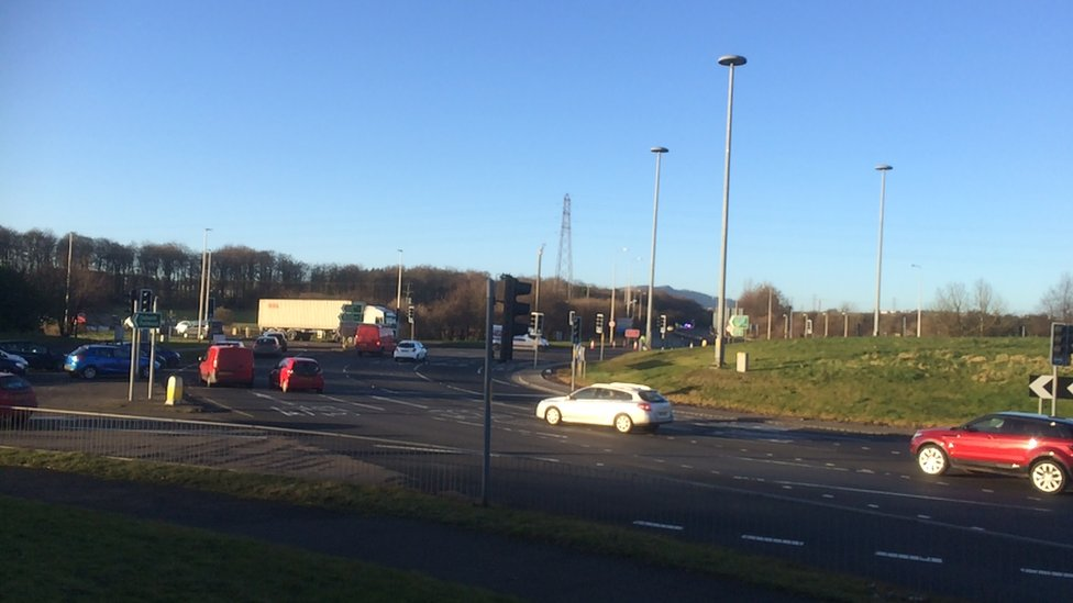 Man's body found on Edinburgh bypass near Sheriffhall roundabout
