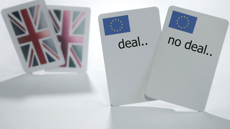 Reality Check: What would a 'no deal' Brexit look like?