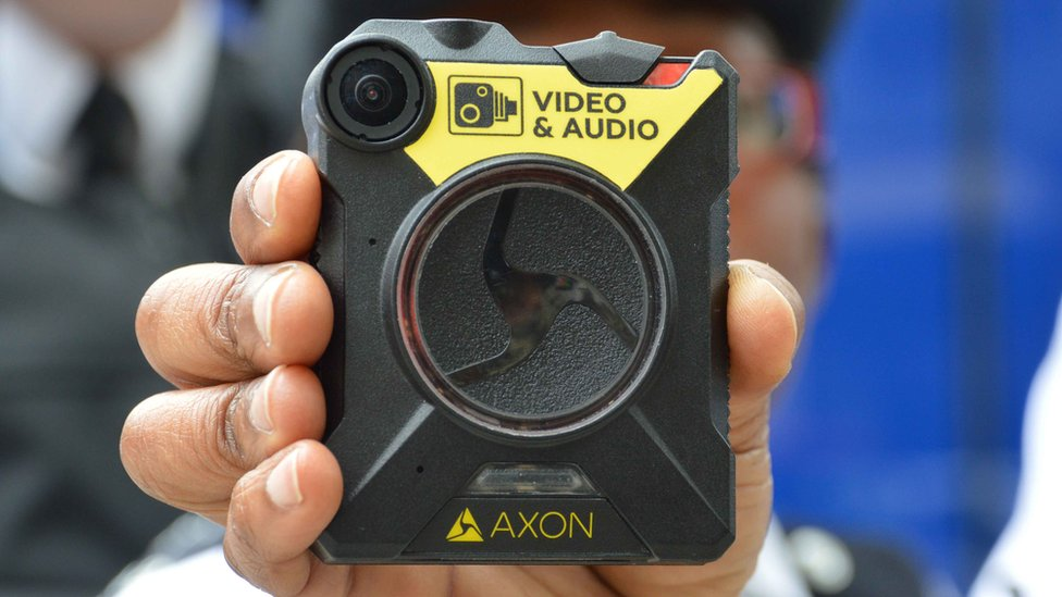The Met Police said it had tested various locations for the cameras to be worn by officers