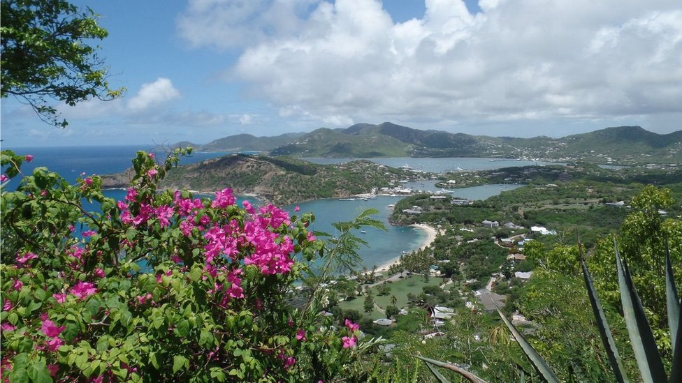 Views of English Harbour