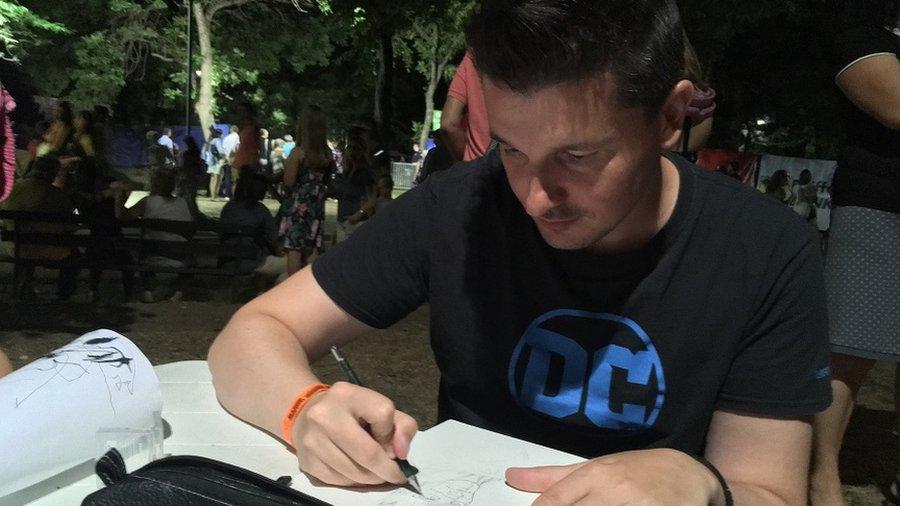 Intervju petkom: Čovek koji je Supermena doveo u Srbiju