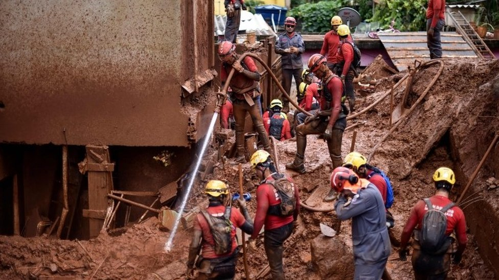 Belo Christmas Party 2020 Brazil floods: Dozens dead in severe Minas Gerais rainstorms   BBC