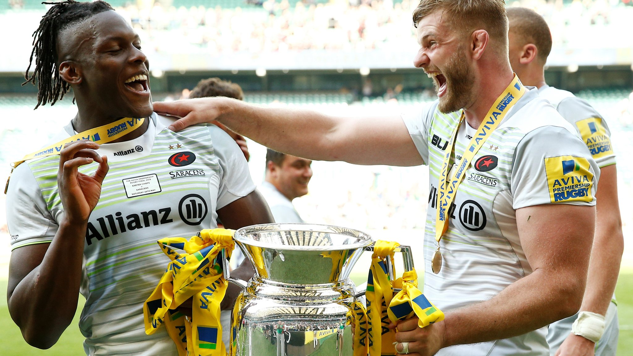 Premiership final: Exeter Chiefs 10-27 Saracens