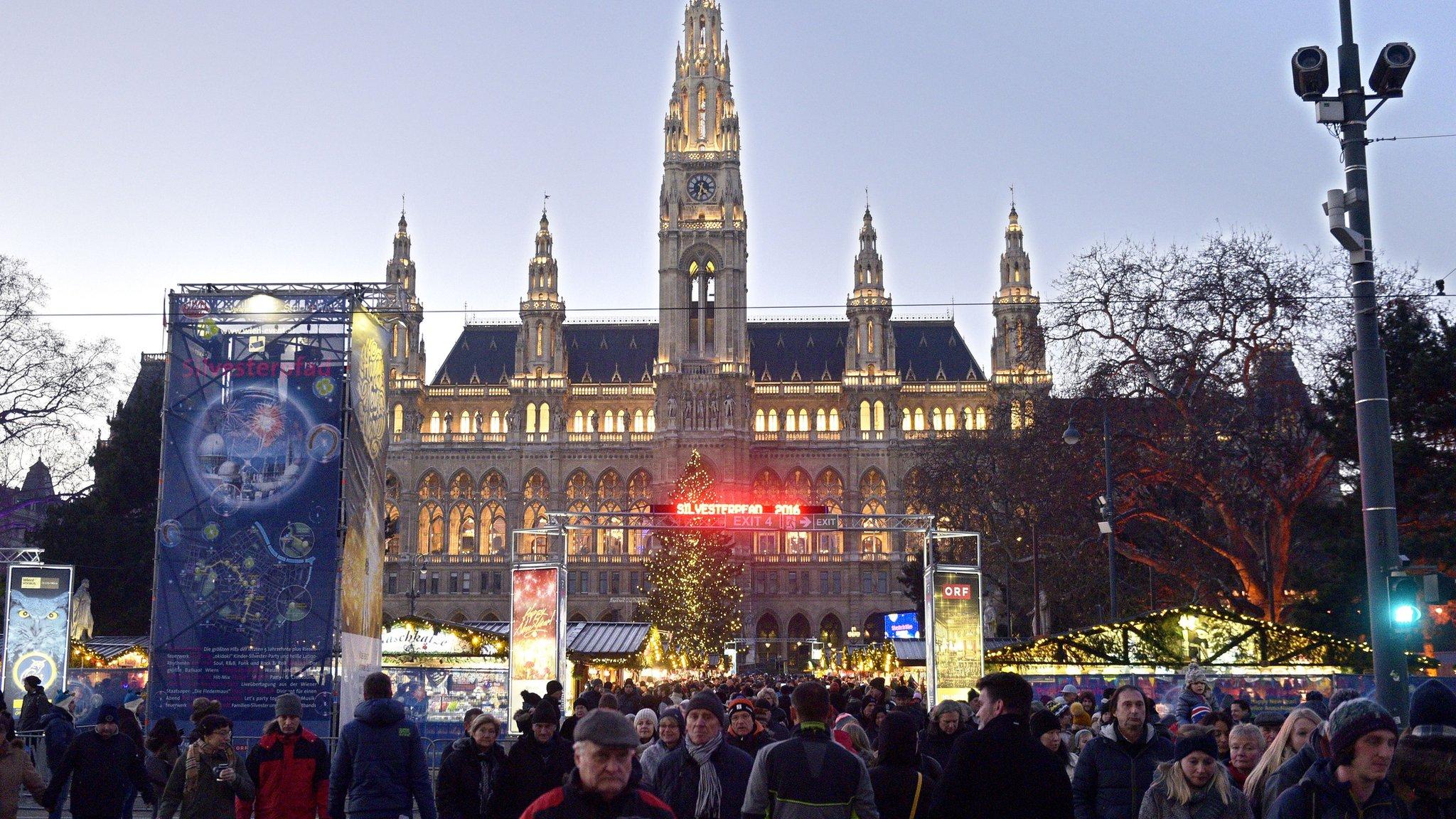 Austria arrest 'foils terror attack' in Vienna