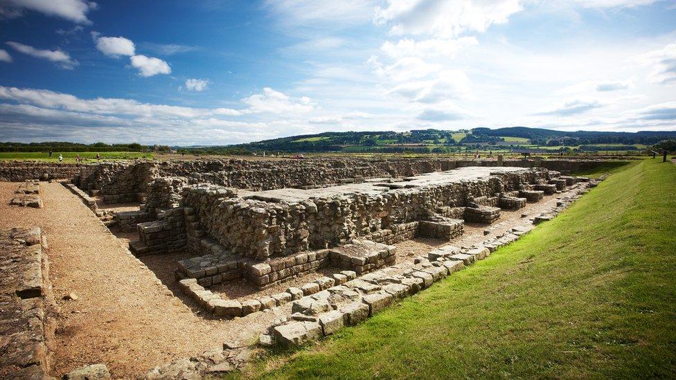 'Nighthawk' metal detectorists damage Hadrian's Wall