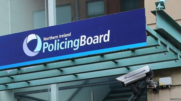 Karen Bradley to move to re-establish NI policing board