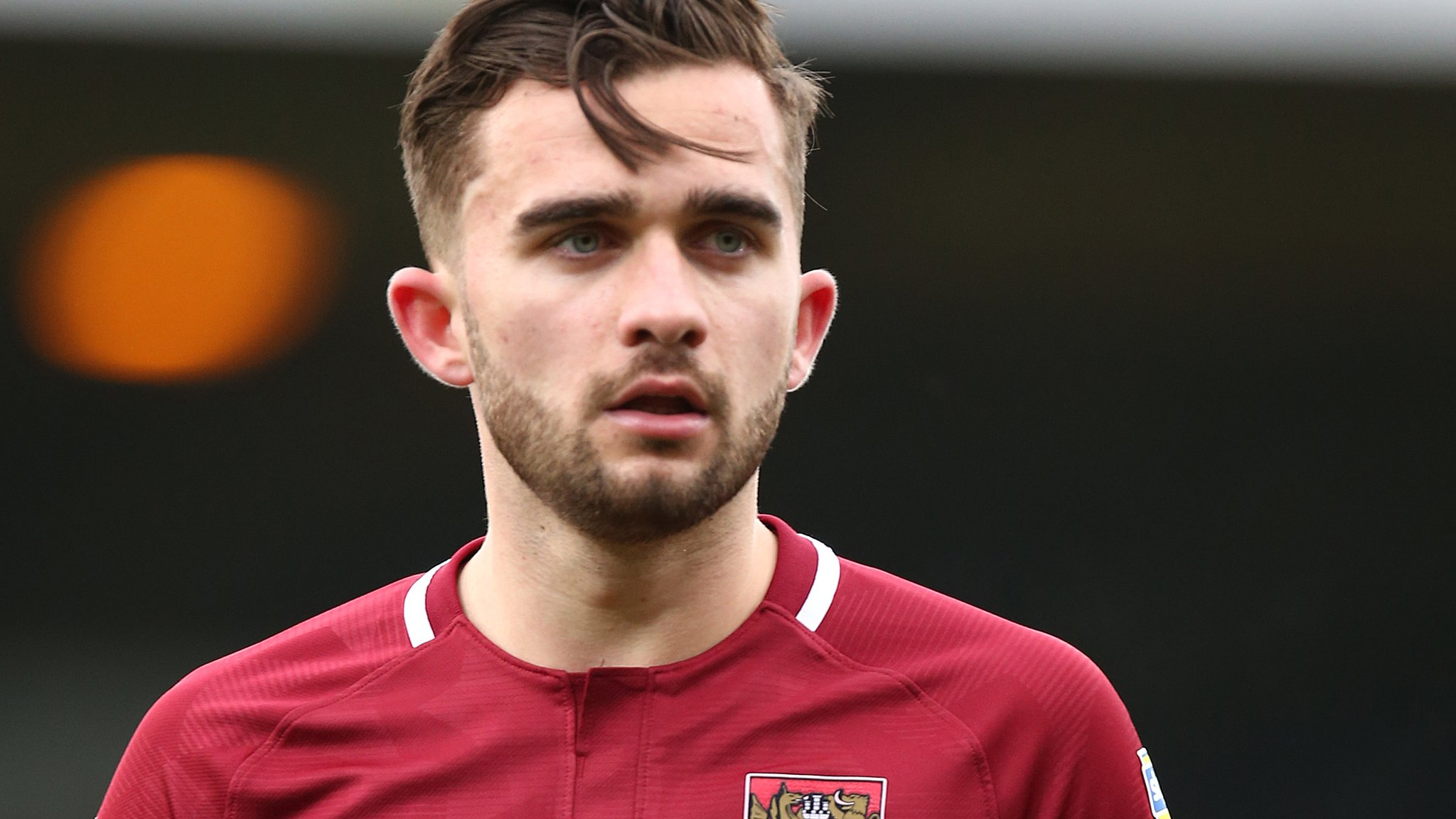 Jack Bridge: Carlisle United sign former Northampton Town midfielder