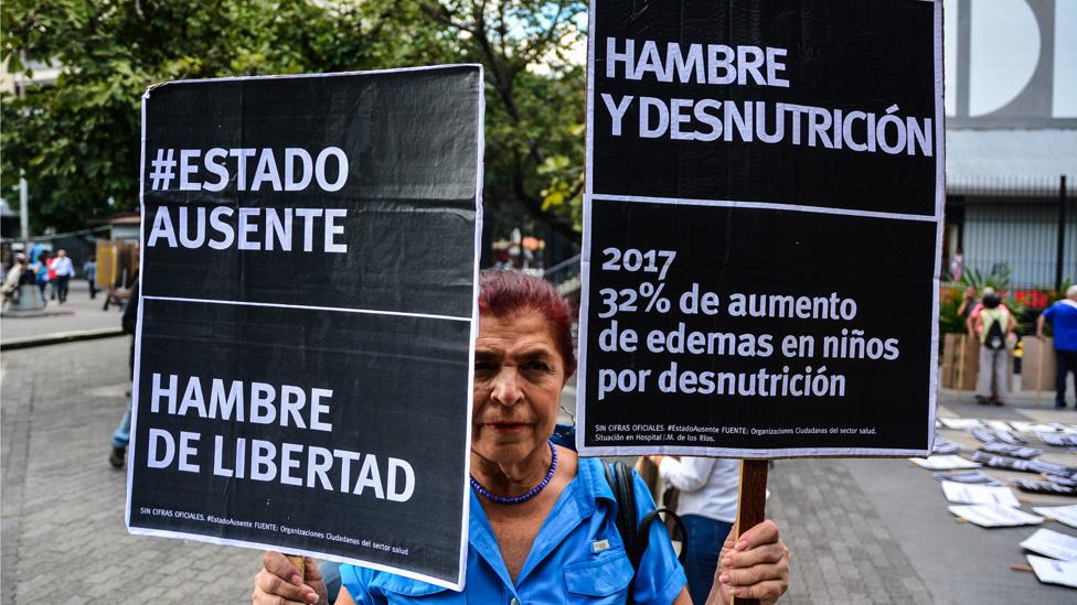 ONU denuncia a Venezuela
