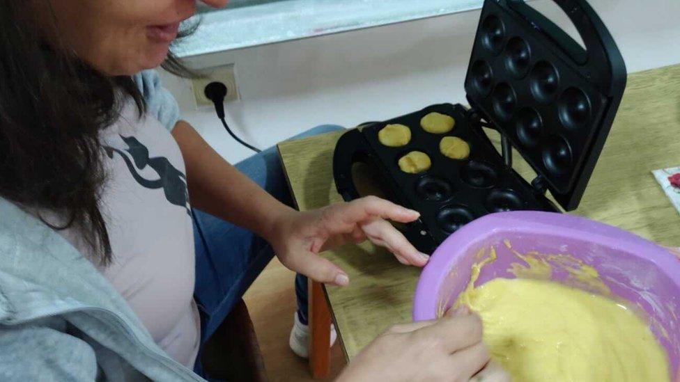 pravljenje kolača