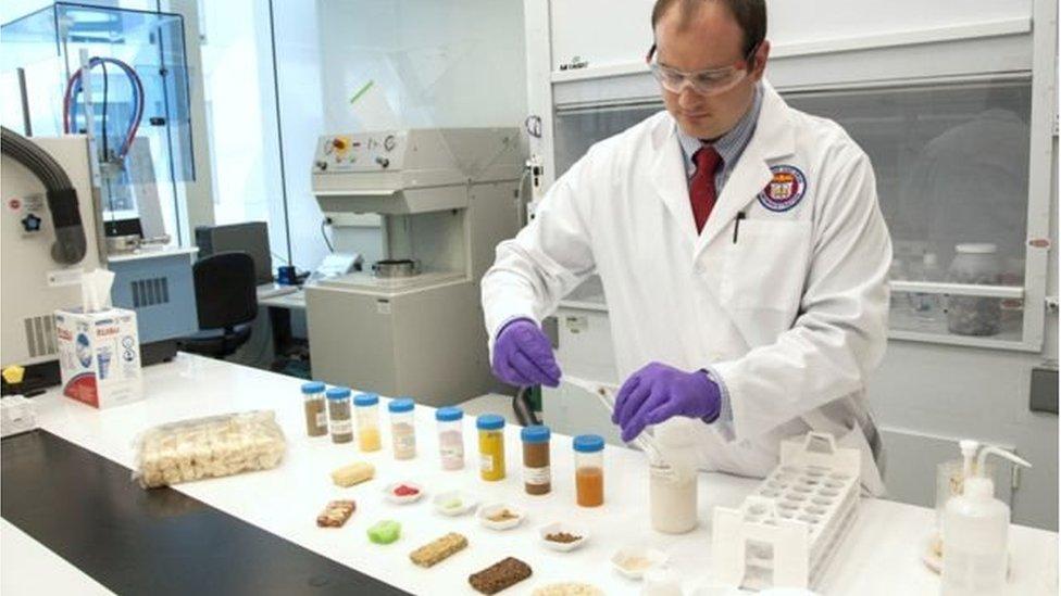 Experimentación para detectar arsénico