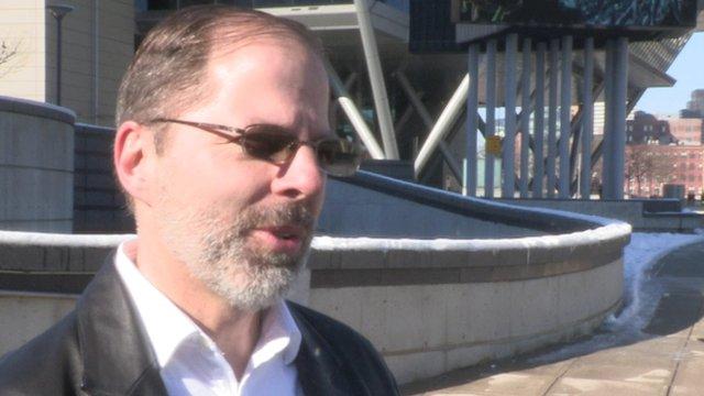 ECAC Commissioner Steve Hagwell