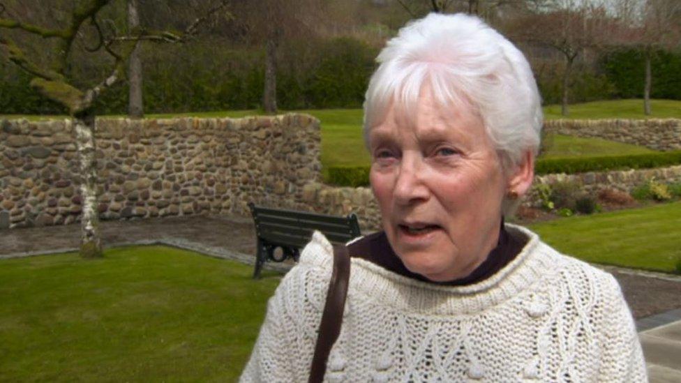 Aberfan teacher heroine gets emotional goodbye