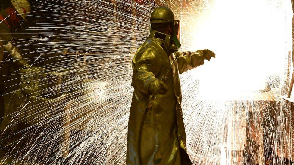 México es el principal comprador de aluminio de EE.UU. y su segundo mayor comprador de acero.