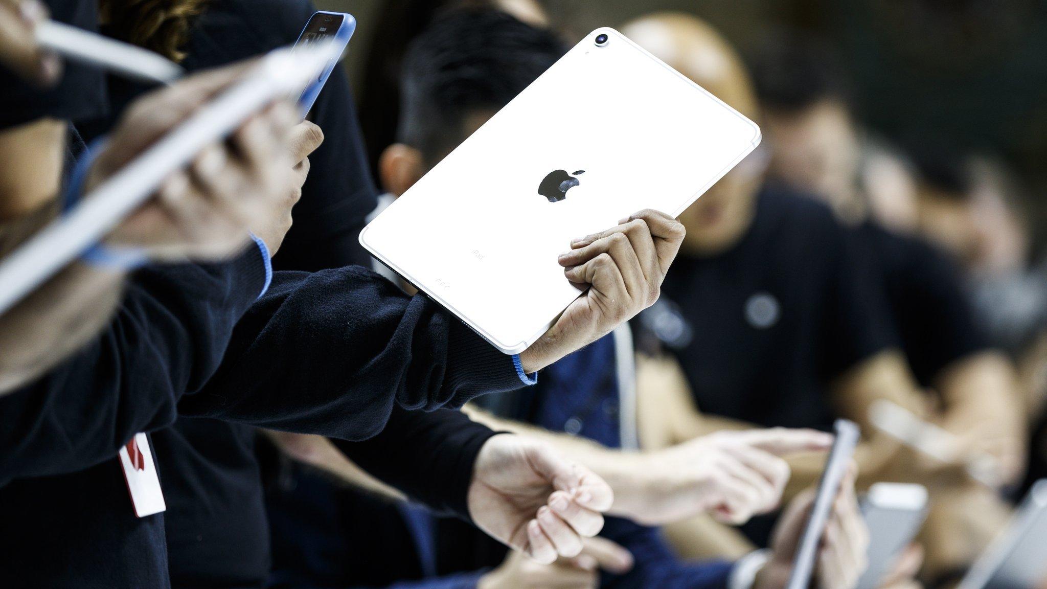 Apple iPhone sales fears rock Wall Street