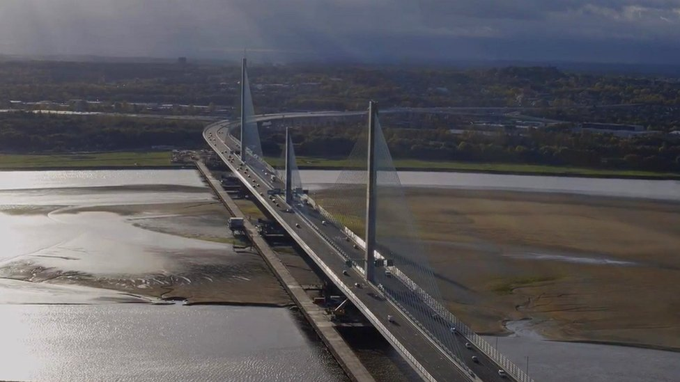 Drivers urged to seek 'illegal' Mersey Gateway toll refunds