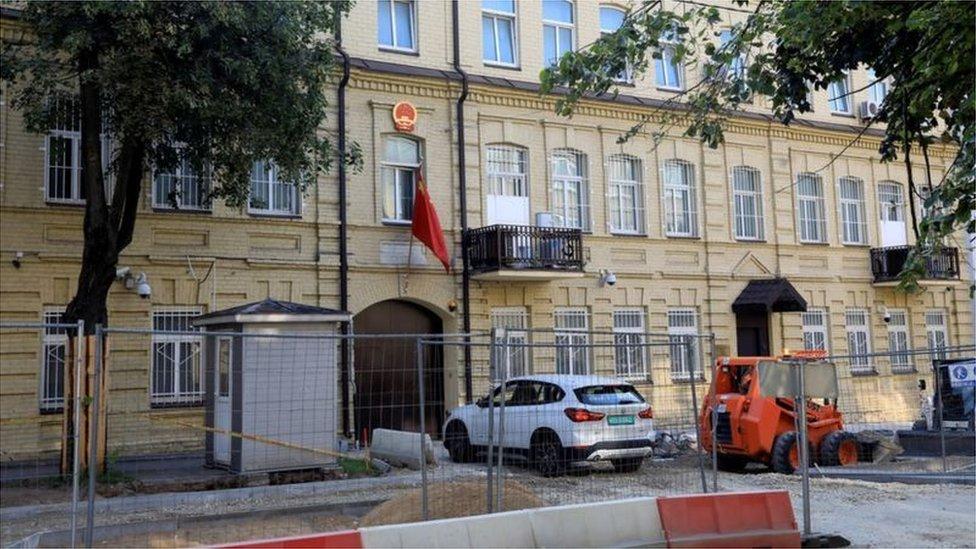 中國今年8月從立陶宛召回其大使,抗議台灣能以「台灣」名義在立陶宛設立代表處。
