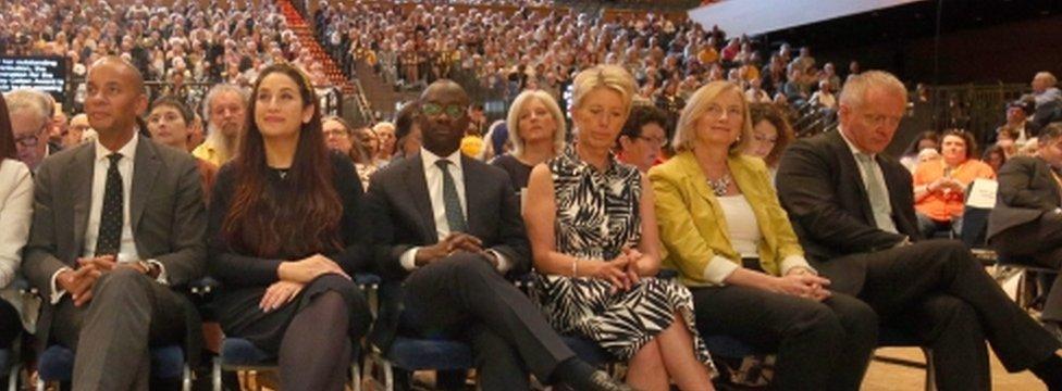 New Lib Dem MPs