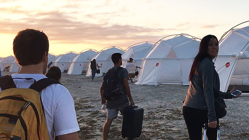 Fyre: Inside the world's biggest festival flop