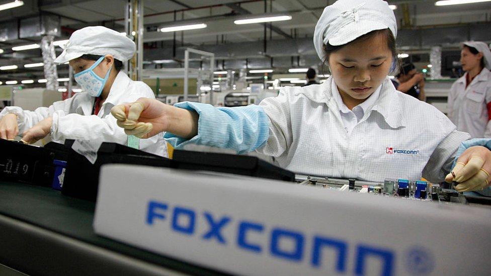 Fabrica de Foxconn