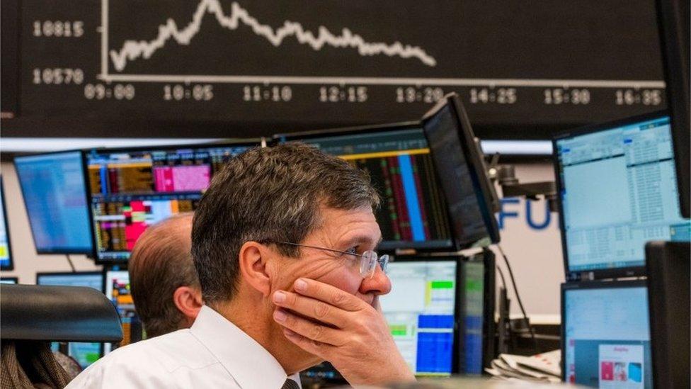 مراقبة تداول الأسهم