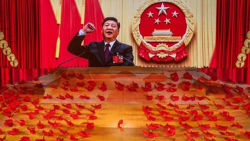 Си Цзиньпин закручивает гайки. Китай взялся за миллиардеров и актрис ради