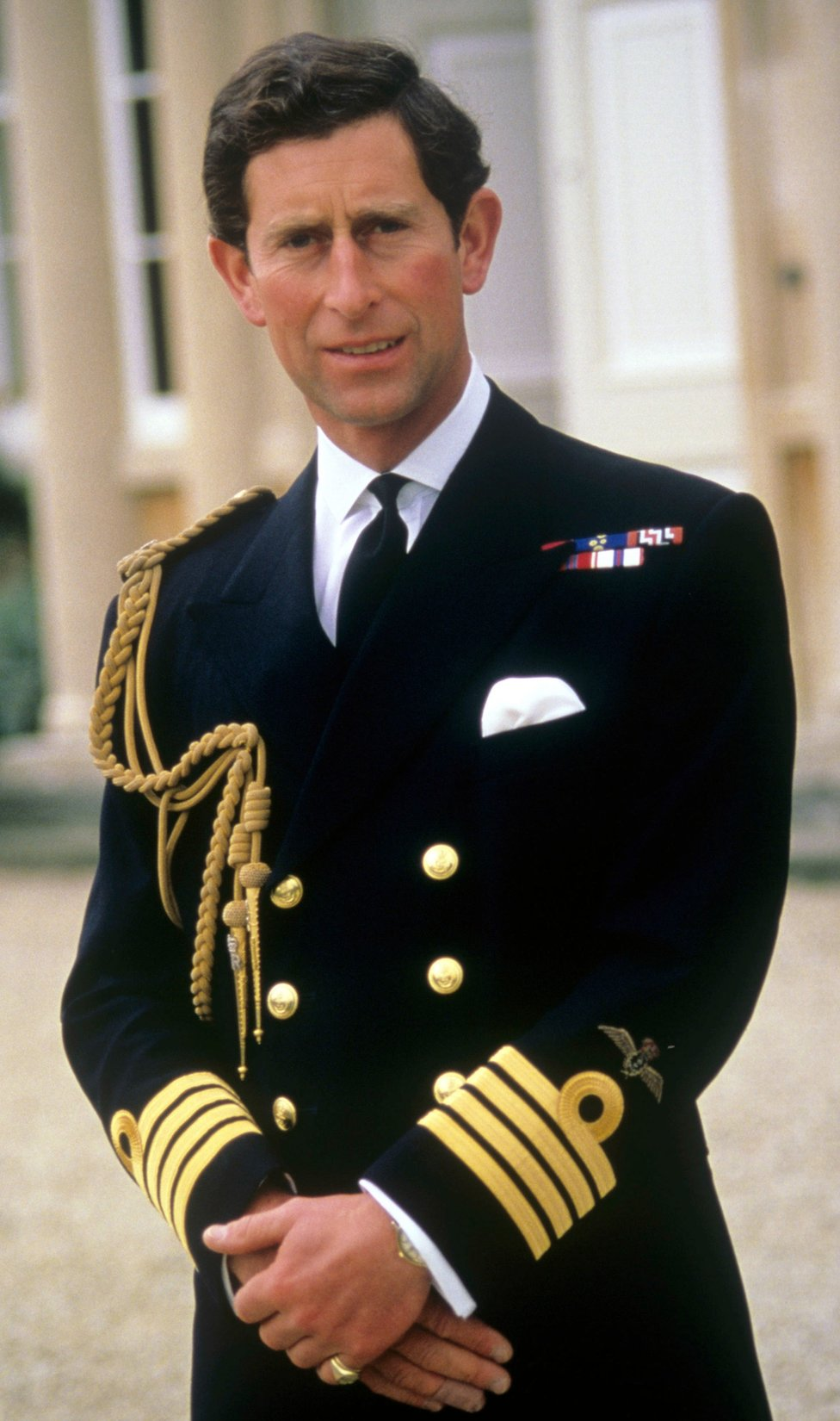 Portret Princa Čarlsa