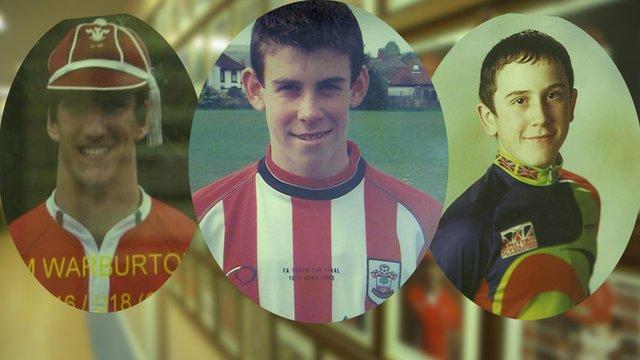 Warburton, Bale and Thomas