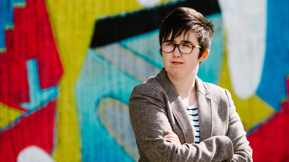 Lyra McKee: Murdered Belfast journalist 'committed to truth'