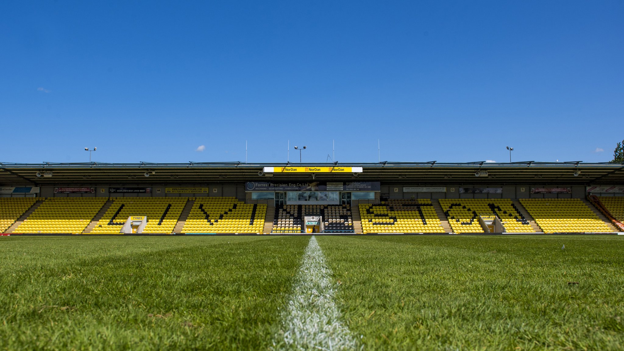 Six promotions, two relegations, one demotion & a League Cup - the Livi story