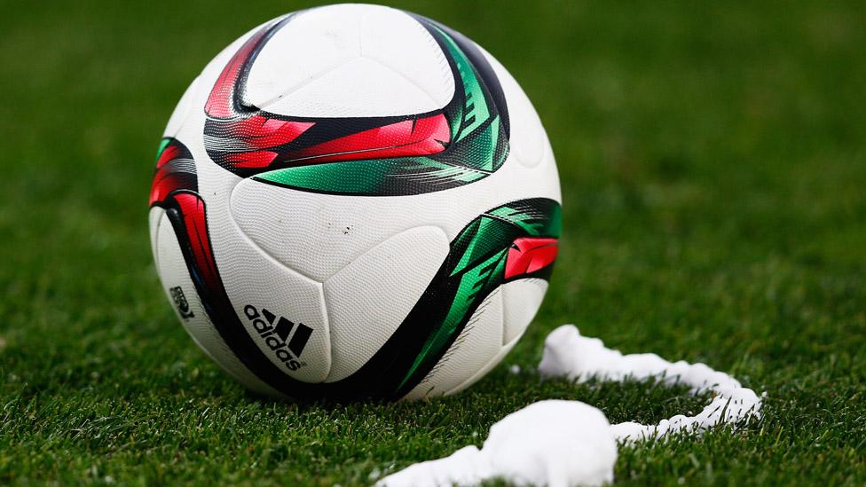 Espuma del futbol