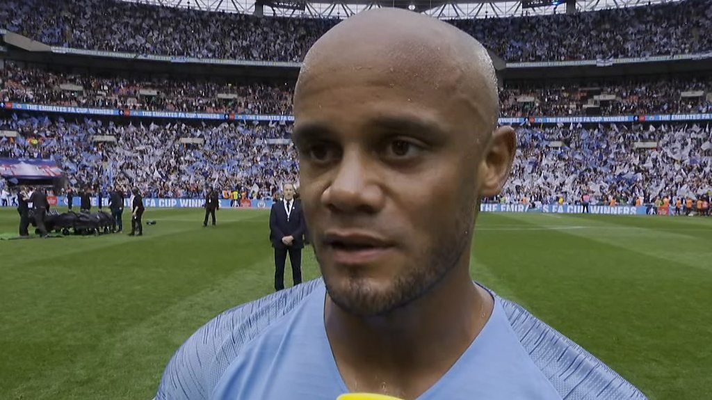 FA Cup 2019: Man City are best team in the world - Vincent Kompany