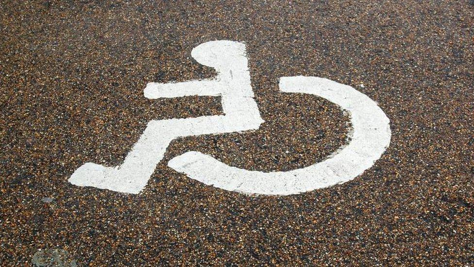 Parking za invalide