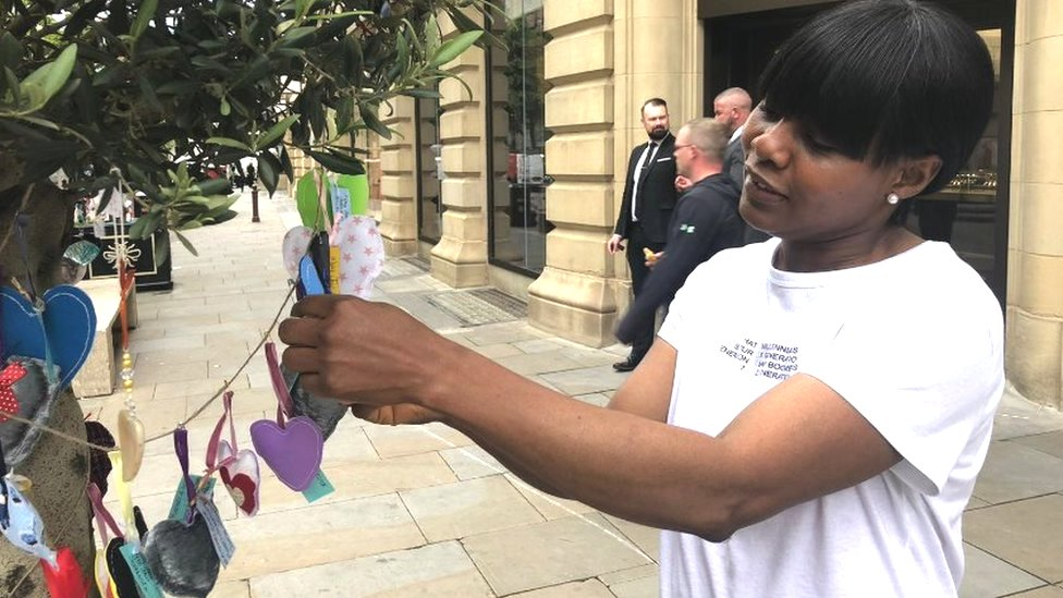 Tributes paid on Manchester bombing anniversary