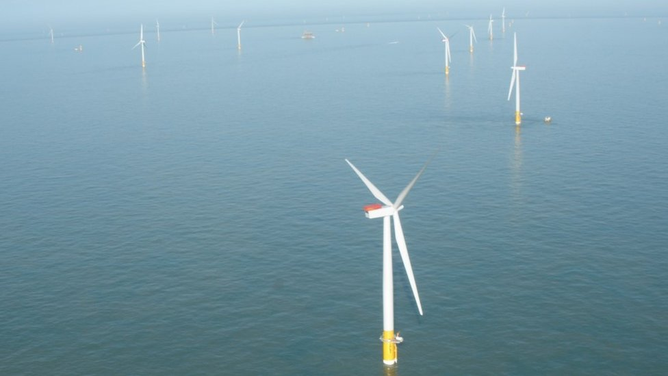 SSE snaps up rest of offshore wind business Seagreen