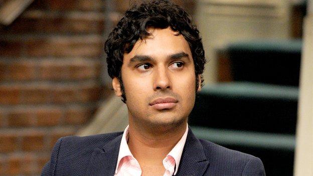 Actor Kunal Nayyar