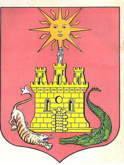 Escudo de Santa María de la Antigua del Darién