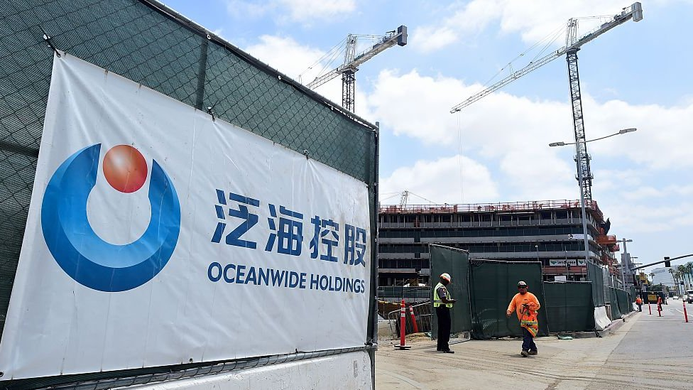 China Oceanwide is a private firm with more than 10,000 employees globally.