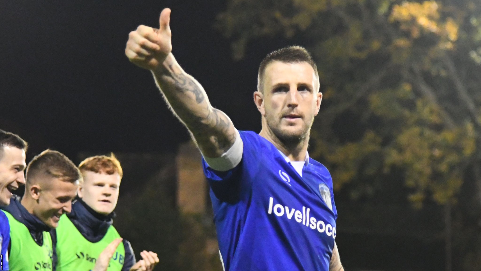 Oldham score two late goals to survive FA Cup scare - report & highlights