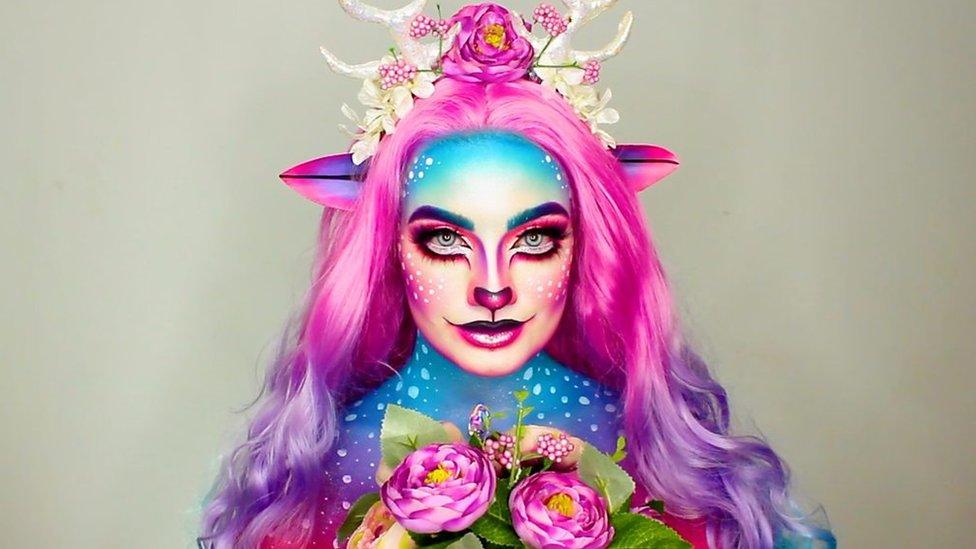 How to transform into a unicorn