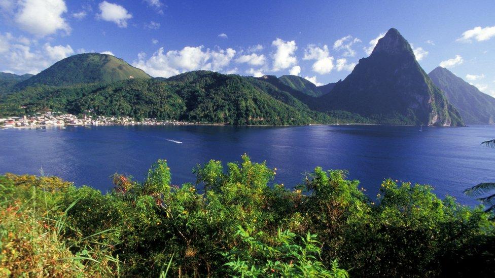 Briton Robert Hathaway murdered in St Lucia