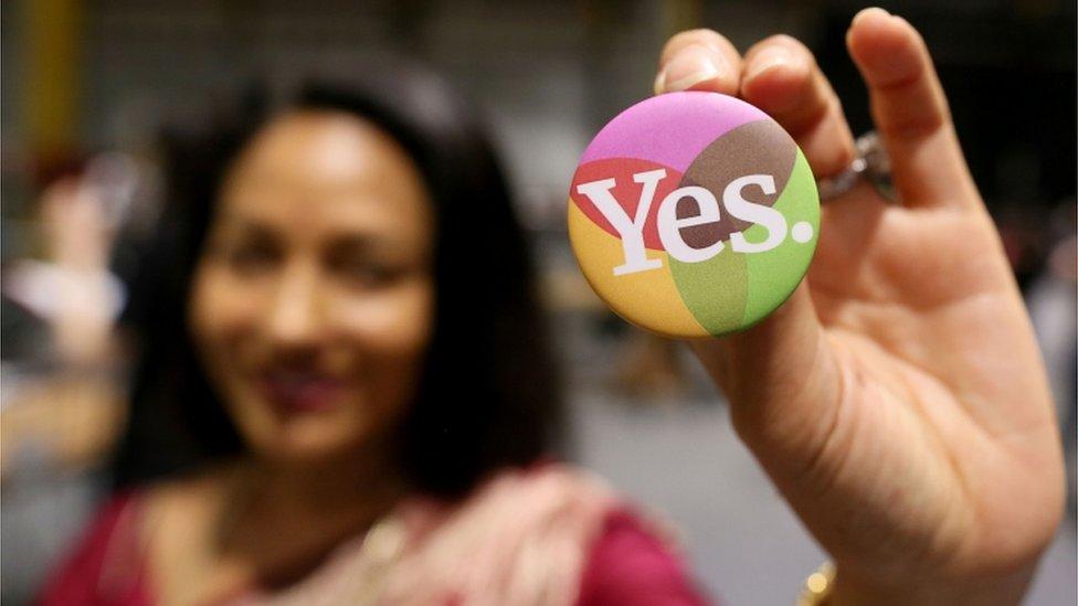 Ireland abortion referendum: PM hails 'quiet revolution'