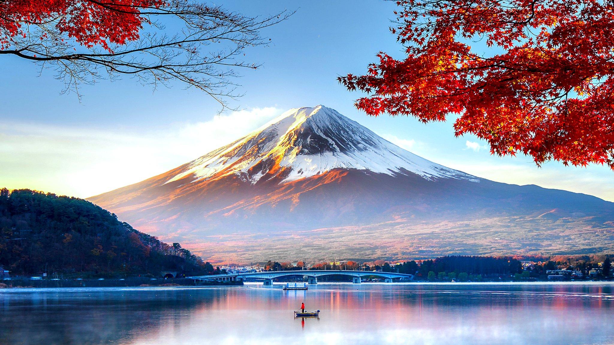 10 причин обязательно приехать в Японию. Нет, не на Олимпиаду