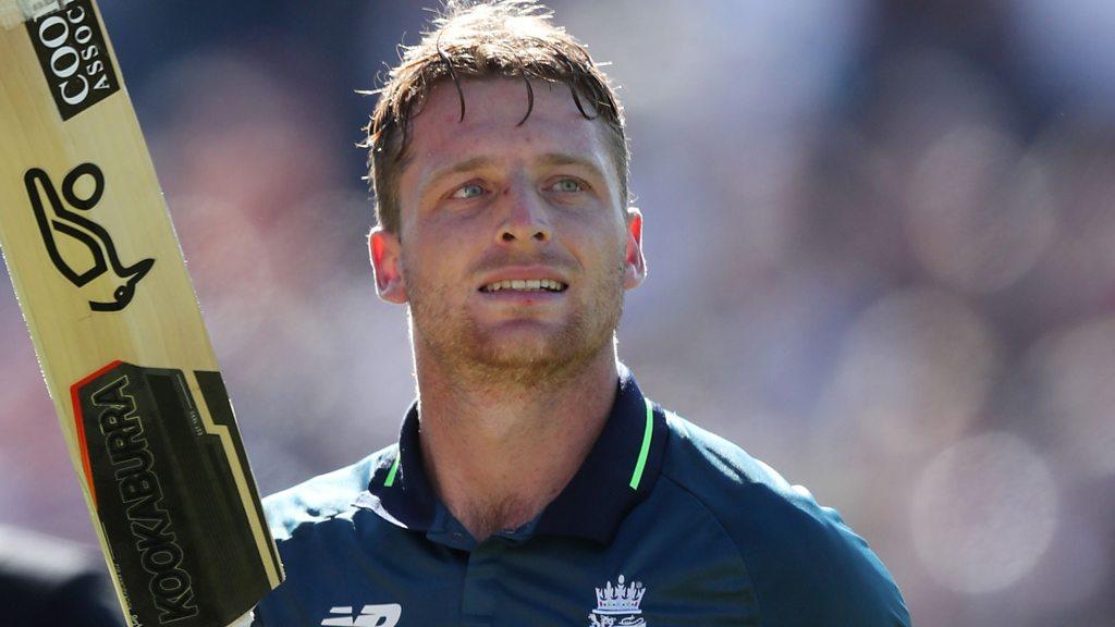 England v Australia: Jos Buttler century clinches England series whitewash