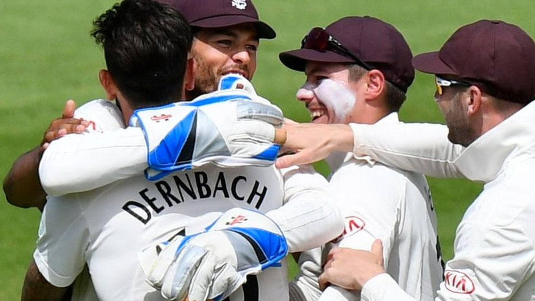 County Championship: Surrey beat Hampshire inside three days