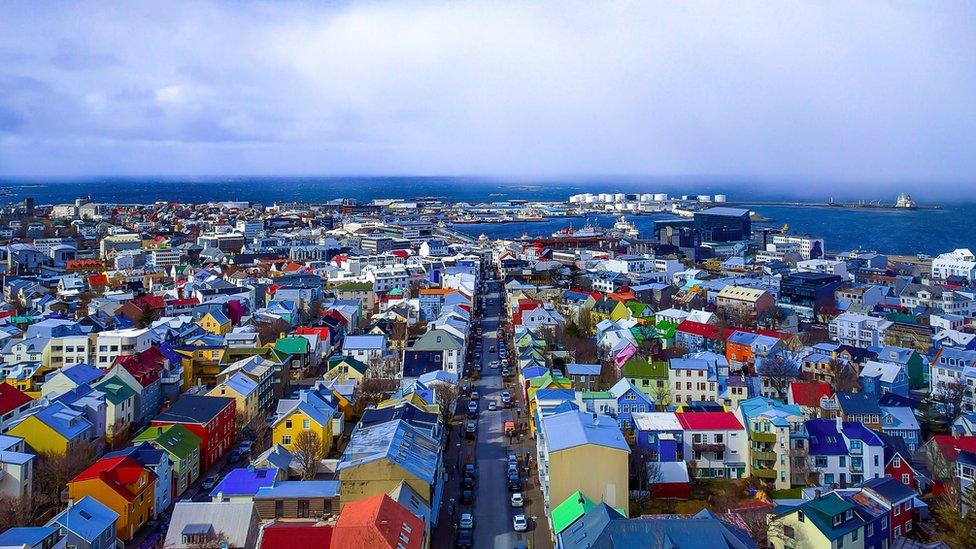 Imagen de Reikiavik